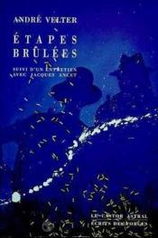 Etapes Brulees - Couverture - Format classique