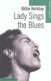Lady sings the blues - Couverture - Format classique