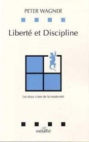 Liberté et discipline - Couverture - Format classique