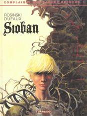 Complainte des landes perdues ; cycle Sioban t.1 ; Sioban - Intérieur - Format classique