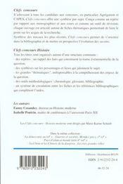 Monarchies Espagn.& Fran - 4ème de couverture - Format classique