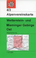 Wetterstein Mieminger Geb. - Couverture - Format classique