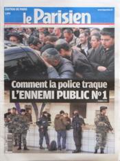 Parisien 75 (Le) N°21001 du 21/03/2012 - Couverture - Format classique