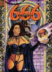 666 t.4 ; lilith imperatrix mundi - Couverture - Format classique