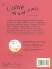 L'Aine De Mes Soucis - 4ème de couverture - Format classique