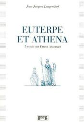 Euterpe Et Athena - Couverture - Format classique