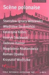 Scene polonaise - Intérieur - Format classique