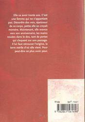 Vomica - 4ème de couverture - Format classique