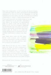Junun - 4ème de couverture - Format classique