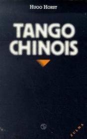 Tango chinois - Couverture - Format classique