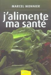 J'Alimente Ma Sante - Intérieur - Format classique