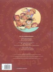 Accros de msn t.1 - 4ème de couverture - Format classique
