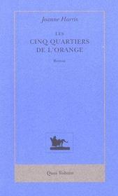Cinq Quartiers De Orange - Intérieur - Format classique