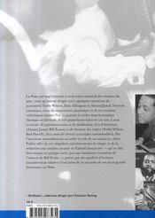 La preuve par neuf ; trois trios : teddy wilson, duke ellington, ahmad jamal - 4ème de couverture - Format classique
