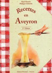 Recettes En Aveyron - Couverture - Format classique