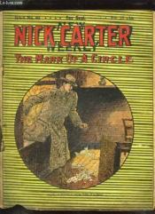 Nick Carter Serie Ii N° 40 The Mark Of A Circle. Texte En Francais. - Couverture - Format classique
