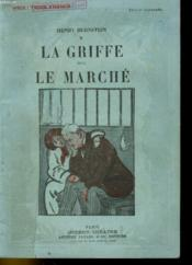 La Griffe - Le Marche - Couverture - Format classique