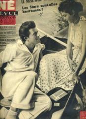 Cine Revue France - 34e Annee - N° 19 - Monsieur Ripois, Libertin - Couverture - Format classique