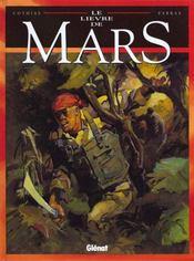 Le lièvre de Mars t.5 - Intérieur - Format classique