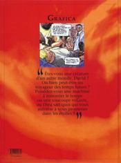 Le lièvre de Mars t.5 - 4ème de couverture - Format classique