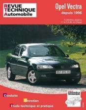 Rta 728.1 Opel Vectra Essence & Diesel Depuis 96 - Couverture - Format classique