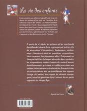 Apprentis Et Compagnons Au Moyen-Age - 4ème de couverture - Format classique