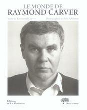 Le monde de Raymond Carver - Intérieur - Format classique