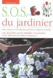 S.O.S. Du Jardinier - Intérieur - Format classique