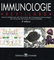Immunologie 4e Edition - Intérieur - Format classique