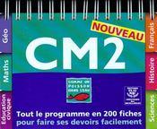 Cm2 - Intérieur - Format classique