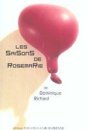 Les Saisons De Rosemarie - Intérieur - Format classique