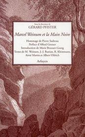 Marcel Weinum et la main noire - Intérieur - Format classique