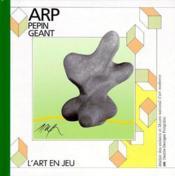 Pepin le geant d'arp - Couverture - Format classique