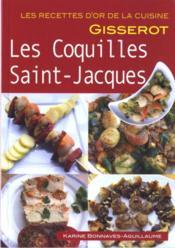 Les coquilles Saint-Jacques - Couverture - Format classique