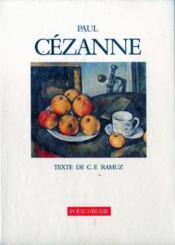 Paul Cézanne - Couverture - Format classique