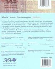 Méditations pour la salle de bain - 4ème de couverture - Format classique