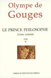 Prince Philosophe 1792 T1 - Couverture - Format classique