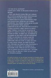Cadavre A Decharge - 4ème de couverture - Format classique