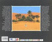 Arras madrid dakar 2002 - 4ème de couverture - Format classique
