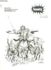 Boletin Informativo N° 13 Septiembre 1970. Texte En Espagnol. - Couverture - Format classique