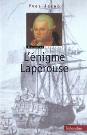 L Enigme Laperouse  - Yves Jacob