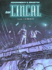 Avant l'Incal T.3 ; Croot - Intérieur - Format classique