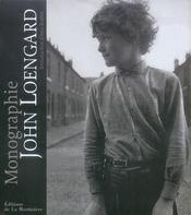 John Loengard Monographie - Intérieur - Format classique