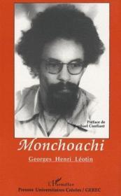 Monchoachi - Couverture - Format classique