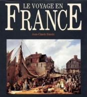 Le voyage en France - Couverture - Format classique