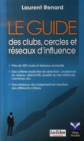 Le guide des clubs, cercles et réseaux d'influence - Intérieur - Format classique