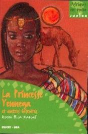 La princesse Yennega et autres histoires - Couverture - Format classique