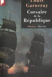 Corsaire de la République - Couverture - Format classique