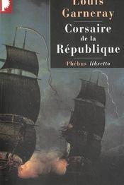 Corsaire de la République - Intérieur - Format classique
