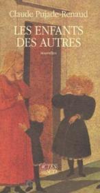 Les enfants des autres - Couverture - Format classique
